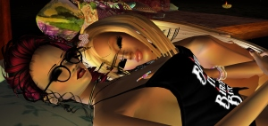 imvu snuggling love
