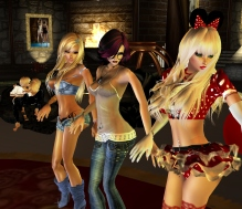 Awesome imvu dancers