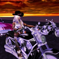 imvu cowgirl motorcycles