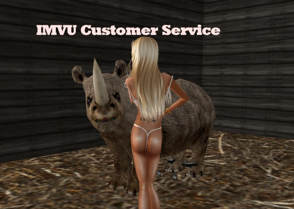 IMVU Customer Service Complaint Department