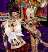 sexy bad girls in imvu