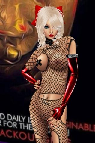 sexy fishnet